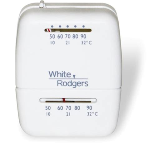 rv heat  thermostat white rodgers