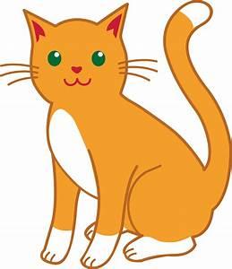 Cat Clip Art Kitten Clip Art Clipartix