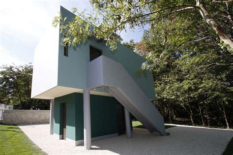 la loge de la villa savoye une œuvre m 233 connue de le corbusier 224 233 couvrir