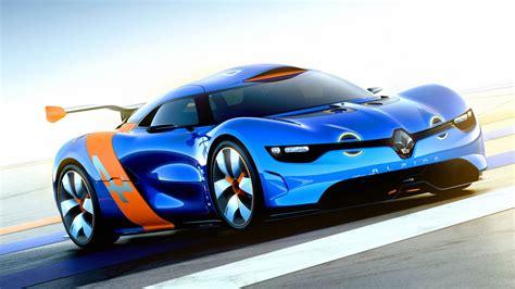 Concept Car Wallpaper by Renault Alpine Concept Car Wallpaper 1080p Free Hd