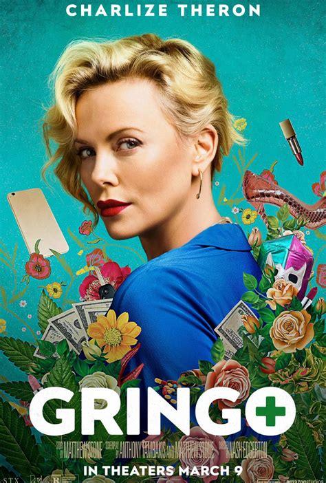gringo  poster  trailer addict