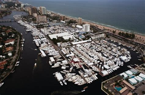53rd Annual Fort Lauderdale International Boat Show October 25 the 53rd annual fort lauderdale international boat show