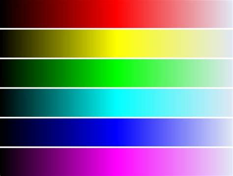what is the color color luminosity in hsl