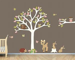 1000 images about woodland forest nursery on pinterest With place to buy woodland creatures wall decals