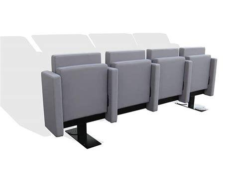 Poltrona Con Sedile Ribaltabile Per Auditorium
