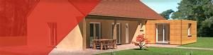 Extension Maison Préfabriquée : extension maison bois kit ~ Melissatoandfro.com Idées de Décoration