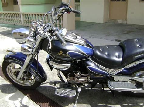 2006 Cruiser Type Motorcycle 200cc For Sale From Pampanga