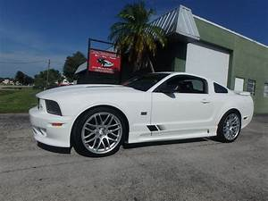 Used 2005 Ford Mustang Saleen GT Deluxe For Sale ($28,500) | Rose Motorsports, Inc. Stock #2366