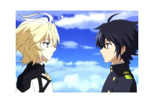 download op owari no seraph s2