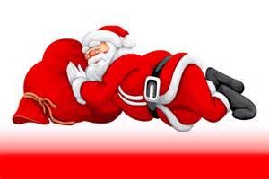 santa sleeping so cute merry christmas hd wallpaper 05039 wallpaperspick com