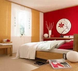 Farben Für Wände Ideen : farben f r schlafzimmer w nde ~ Markanthonyermac.com Haus und Dekorationen