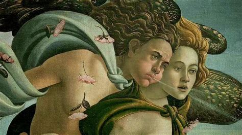 El Nacimiento De Venus De Sandro Boticelli