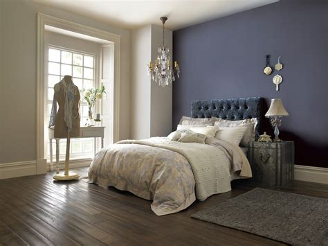 Schlafzimmer Blau Streichen by Beautiful Bedroom Painted With Crown Paint For The Home