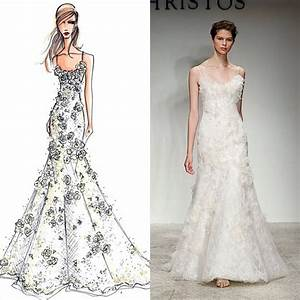 Designer wedding dresses the latest trends in bridal for Custom wedding dress designers
