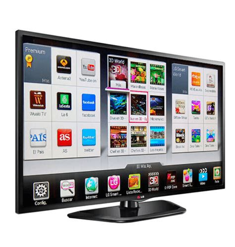 Lg Smart Tv  Video & Tv Cast