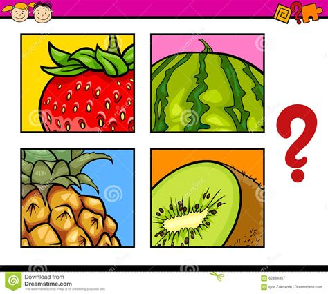 best educational cartoons for preschoolers educational puzzle for preschoolers stock vector image 328