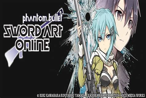 sword art  phantom bullet tome  critique shonen
