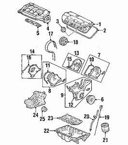 2007 Honda Odyssey Body Parts Diagram
