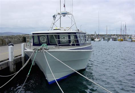 Fishing Boat For Sale Victoria by Charter Fishing Boat Commercial Vessel Boats Online