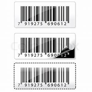 Illustration Of Different Barcode