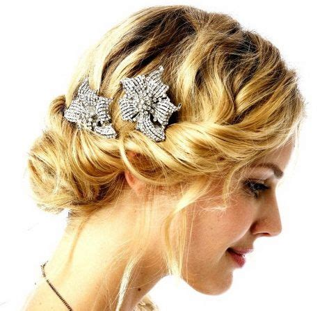 20s Updo Hairstyles by 17 Best Ideas About Flapper Hairstyles On
