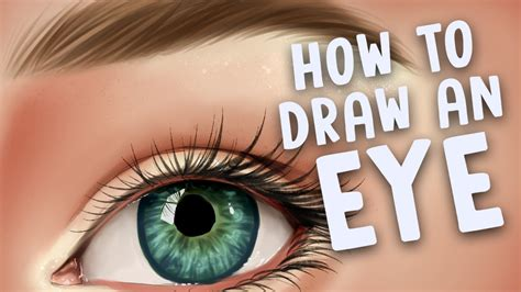 draw  eye bonus video paint tool sai tutorial