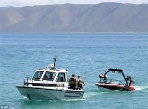 Fishing Boat Accident In Tarbert by Dr Lance Capener And Daughters Dead After Ski Boat