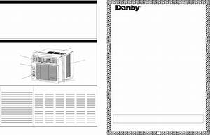 Page 2 Of Danby Air Conditioner Dac12060de User Guide