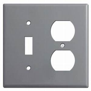 Toggle Duplex Outlet Light Switch Plates