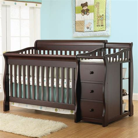 Burlington Toddler Bed by Crib Changing Table Nursery Cribs Tuscany