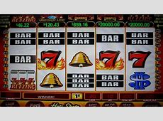 Playing the Lucky 7's Slot Machine in Las Vegas YouTube