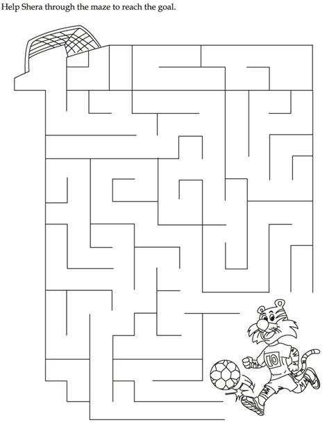 Kindergarten Maze Worksheets Free  Free Printable Animal Mazes For Kids Crafts And Worksheets