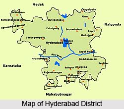 hyderabad district telangana