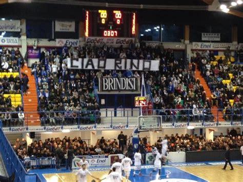 enel sede brindisi enel basket montepaschi si gioca il 28 gennaio brindisi