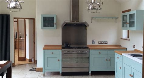 The Painted Kitchen Company  New And Refurbished Kitchens