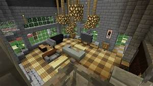 Minecraft Furniture Guided Mansion Tour Part 3 - YouTube