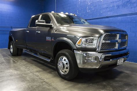 2014 Dodge Ram 3500 Laramie Dually 4x4