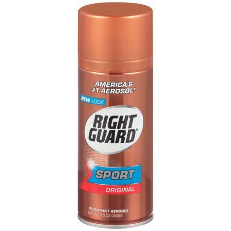right guard deodorant upc 017000068114 right guard original aerosol deodorant