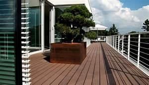 Bretter Für Terrasse : holzdielen aus premium wpc f r terrasse balkon ~ Whattoseeinmadrid.com Haus und Dekorationen