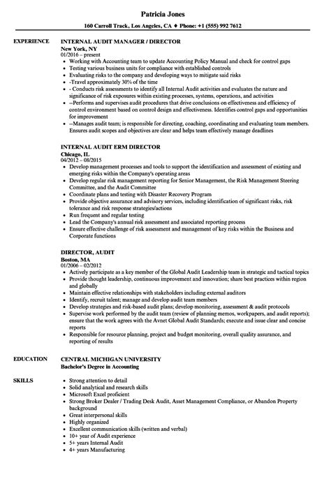 It Audit Director Resume by Beautiful It Audit Manager Resume Contemporary Resume Sles Writing Guides For All
