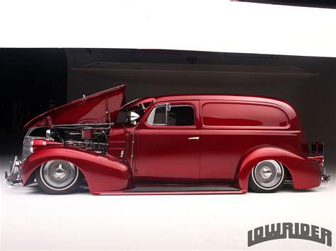 1939 Chevrolet Sedan Delivery  Lowrider Magazine