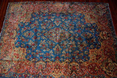 asta tappeti tappeto persiano kirman inizio xx secolo tappeti