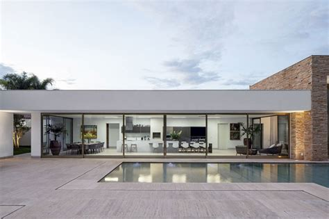 World Of Architecture Simple Modern House  Casa Tb By