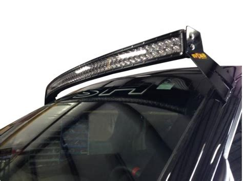 n fab led light bar roof mounts