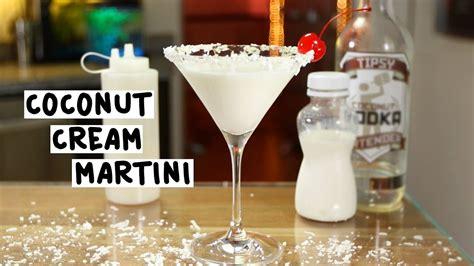 coconut martini coconut cream martini youtube