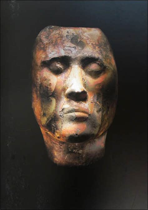 haunting  find  death masks  ancient siberian