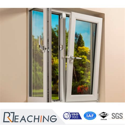 energy saving double glazed tilt  turn aluminum window  china manufacturer reaching