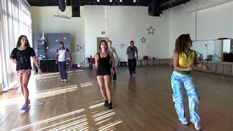 zumba moves
