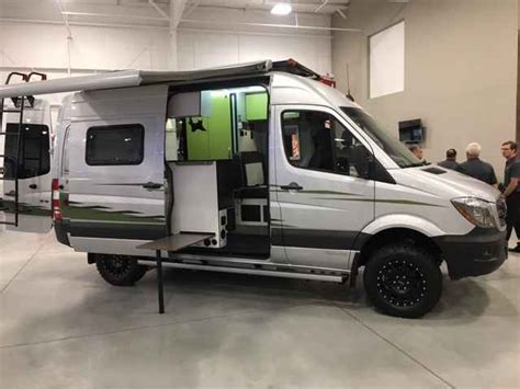 With the chassis of the sprinter, the winnebago revel. 2018 New Winnebago Revel 44E 4X4 Sprinter Mercedes Turbo ...