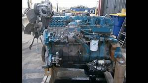 1994 International Dt466 210hp Engine